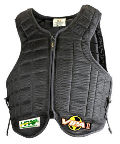 VIPA II Body Protector - Black